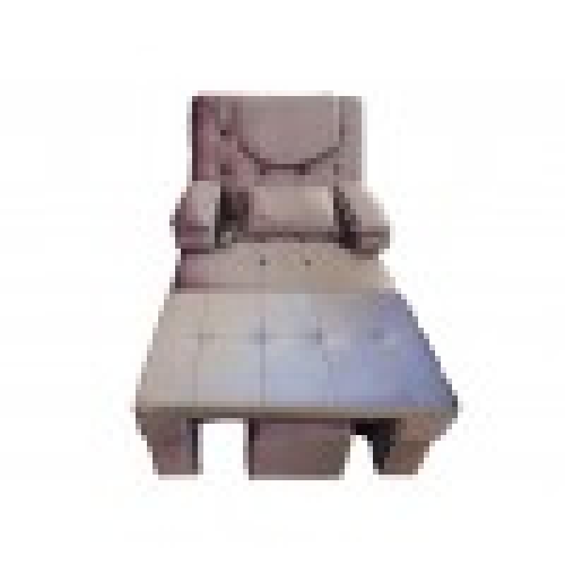 #A03 - 32 Massage Sofa (Yello/Brown/Fabric/Electric)