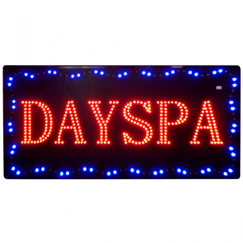 #3315L DAY SPA LED Sign (Large)